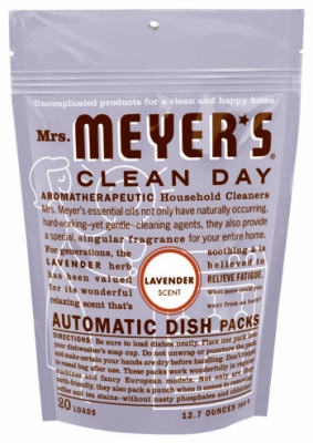 Clean Day Lavender Automatic Dishwasher Pack, 20-Ct.