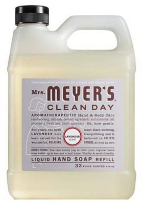 33-oz. Clean Day Lavender Scent Liquid Hand Soap Refill Bottle