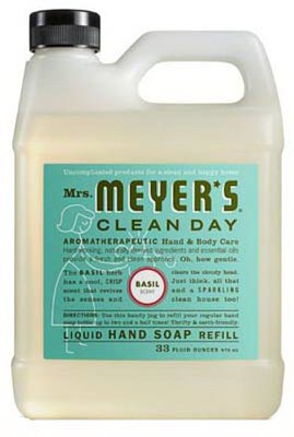 33-oz. Clean Day Basil Scent Liquid Hand Soap Refill Bottle