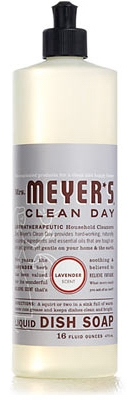 Clean Day 16-oz. Lavender Scent Liquid Dish Soap