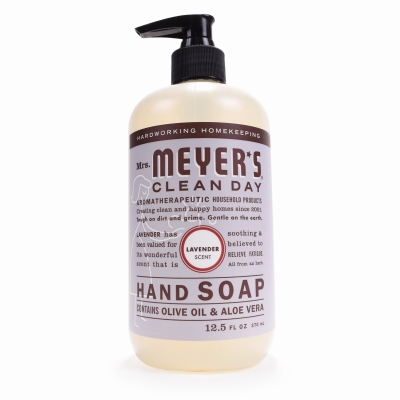 Clean Day Lavender Scent Liquid Hand Soap, 12.5-oz.