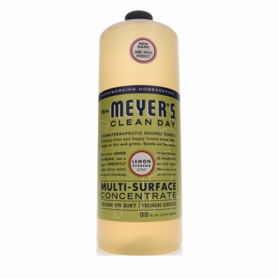 Clean Day Multi-Surface Concentrated Cleaner, Lemon Verbena, 32-oz.