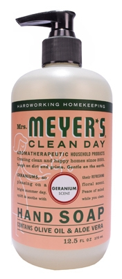 12.5-oz. Clean Day Geranium Scent Liquid Hand Soap