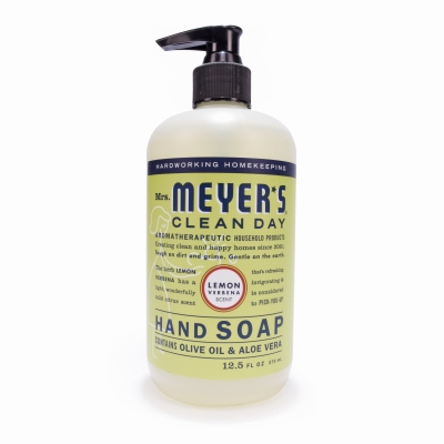 Clean Day Lemon Verbena Scent Liquid Hand Soap, 12.5-oz.