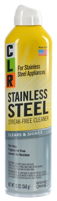 12-oz. CLR Stainless-Steel Aerosol Cleaner