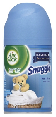 Freshmatic Automatic Air Freshener Spray, Snuggle Fresh Linen, 6.17-oz.