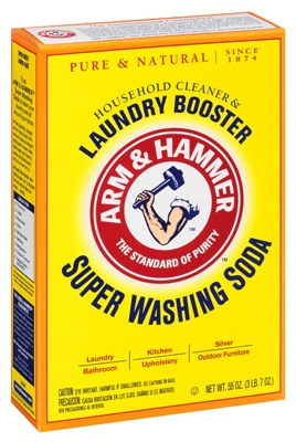 Super Washing Soda, 55-oz.
