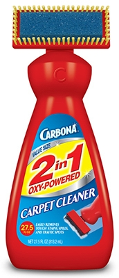 27.5-oz. Dual-Purpose Carpet & Upholstery Cleaner