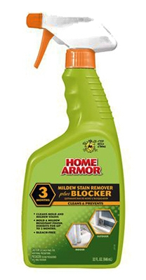 Indoor/Outdoor Mildew Stain Remover Plus Blocker, 32-oz.