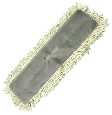 Loop End Dust Mop, 5 x 24-Inch