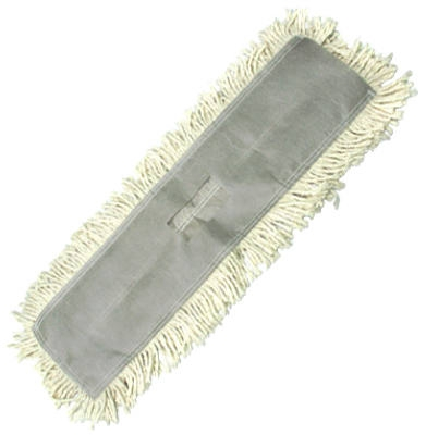Cut End Dust Mop, 5 x 24-Inch