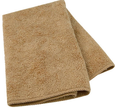 Microfiber Dusting & Polishing Cloth, 14 x 16-Inch