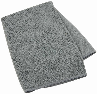 Microfiber Stainless Steel Cloth, 14 x 16-Inch