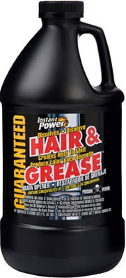 Hair & Grease Drain Opener, 2-Liter