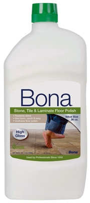 Stone, Tile & Laminate Floor Polish, 36-oz.