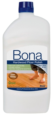 Hardwood Floor Polish - Low Gloss 36-oz.