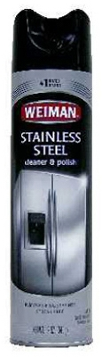 Stainless-Steel Cleaner & Polish, 17-oz. Spray