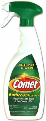 Comet 17-oz. Bathroom Cleaner Spray