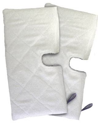 Steam Pocket Replacement Pads, 2-Pk.