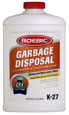 Garbage Disposal Cleaner, Qt.