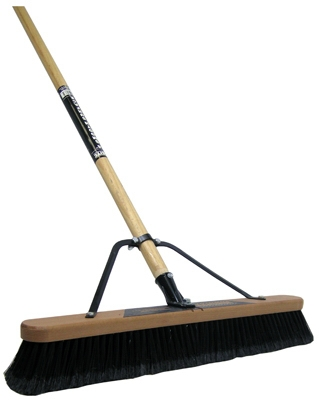 Soft Sweep Pushbroom, 24-In.