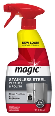 Stainless Steel Cleaner, 14-oz. Trigger