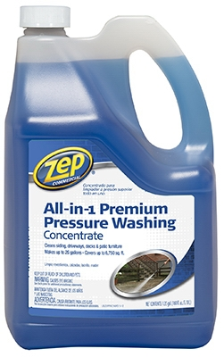 Pressure Washing, 160-oz. Concentrate