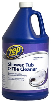 Shower, Tub & Tile Cleaner, 1-Gal.