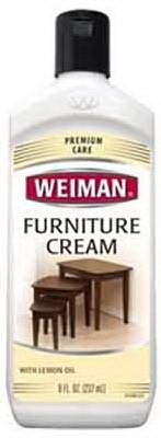 Furniture Cream with Lemon Oil, 8-oz.