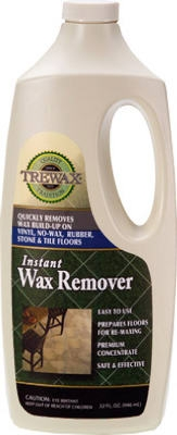Floor Wax Remover, 32-oz.
