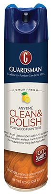 Furniture Polish, Lemon Scent, 12.5-oz. Aerosol