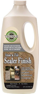 Tile Sealer Finish, 32-oz.