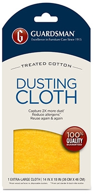 Cotton Dust Cloth
