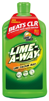 28-oz. Lime, Calcium & Rust Remover
