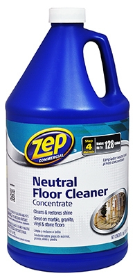 Neutral Floor Cleaner, 1-Gal. Concentrate