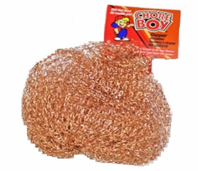 2-Pack Copper Scouring Pads