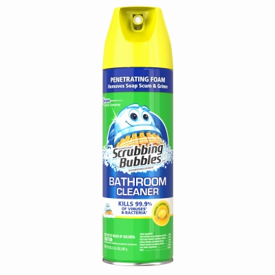 22-oz. Lemon Antibacterial Bathroom Cleaner
