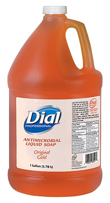 Anti-Bacterial Liquid Hand Soap, 1-Gal.