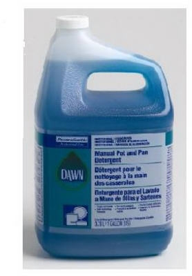 Professional Dishwashing Liquid Detergent, Concentrated, 1-Gal.