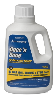 Once 'N Done Concentrated Floor Cleaner, 32-oz.