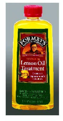 Lemon Oil Furniture Treatment, 8-oz.