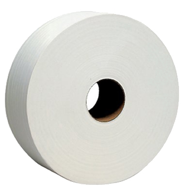 Bathroom Tissue, 2-Ply White, 1000-Ft. Roll, 12-Pk.