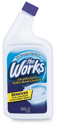 Toilet Bowl Cleaner, 32-oz.