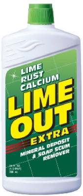 Lime Out 24-oz. Lime, Rust & Calcium Stain Remover