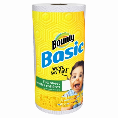 Paper Towels, 44-Sheet Roll