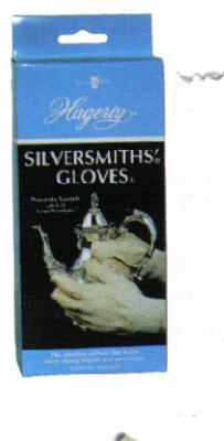 Silversmiths' Cleaning/Polishing Gloves