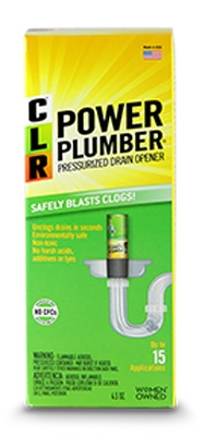 4.5-oz. CLR Power Plumber Drain Opener