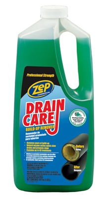 Draincare Build-Up Remover, 64-oz.