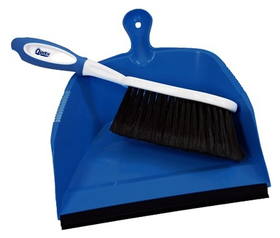 Home Pro Dust Pan & Brush Set