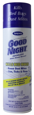 Bedbug, Dust Mite Insect Killer, 16-oz.